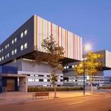 تحلیل و بررسی بیمارستان در اسپانیا به همراه پلان و تصاویر