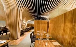 تحلیل و بررسی رستوران بنکیو به همراه پلان و تصاویر