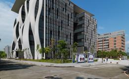 تحلیل و بررسی کتابخانه دانشگاه تایپه به همراه پلان و تصاویر