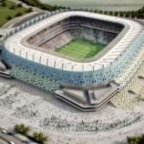 تحلیل و بررسی ورزشگاهی در شهر آرنا به همراه پلان و تصاویر