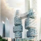 تحلیل و بررسی برج مسکونی در سئول به همراه پلان و تصاویر