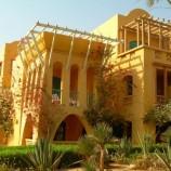 تحلیل و بررسی هتلی در مصر به همراه پلان و تصاویر