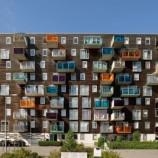 تحلیل و بررسی خانه سالمندان در آمستردام به همراه پلان و تصاویر