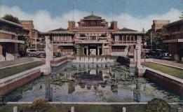 تحلیل و بررسی هتل امپریال به همراه پلان و تصاویر