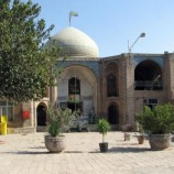 تحلیل و بررسی امامزاده سیداسماعیل قزوین به همراه پلان و تصاویر