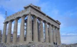 پاورپوینت تحلیل و بررسی معماری یونان به همراه پلان و تصاویر